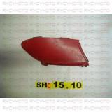 Carena plastic caroserie podea laterala stanga Aprilia Leonardo 125 150cc 1998 - 2004