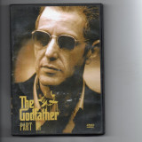 The  Godfather-part.lll - DVD - film, Romana