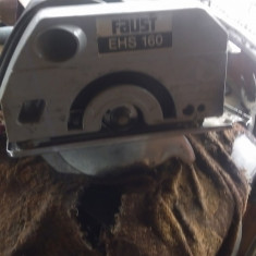 Circular de mina Faust EHS 160 - Fierastrau circular
