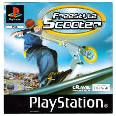 Freestyle Scooter - PS1 [Second hand], Multiplayer, Sporturi, 3+