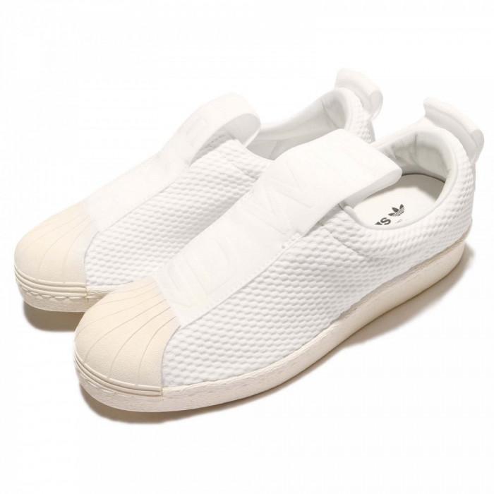 Adidasi Originali Adidas Superstar  SlipOn Autentici Marime 43 1/3