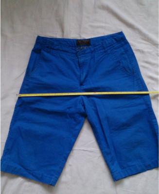 Pantaloni albastri 160 size 14 foto