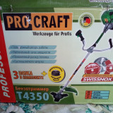 Motocoasa Pro Craft ..