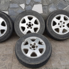 "Jane aliaj 5×110 15"" opel zafira/vectra - Janta aliaj Opel, Numar prezoane: 5"