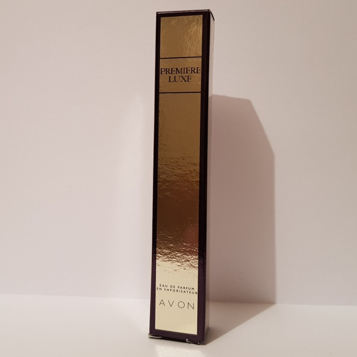 Mini-apă de parfum Premiere Luxe, 10 ml (Avon)