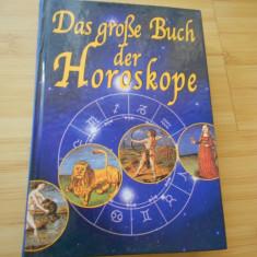 MAREA CARTE A HOROSCOPULUI - IN GERMANA