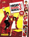 High School Musical 3 album stickere