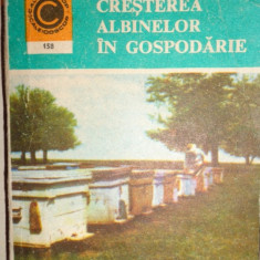 CRESTEREA ALBINELOR IN GOSPODARIE AN 1985/271PAG/FORMAT MIC 10X12CM