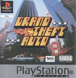 GTA - Grand Theft Auto PLATINUM - PS1 [Second hand], Multiplayer, Actiune, Toate varstele