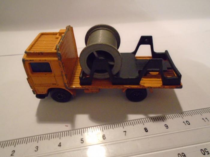 bnk jc Matchbox - Volvo Truck - 1/90