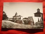 Ilustrata Suceava - Manastirea Zamca- Ed. Meridiane RPR