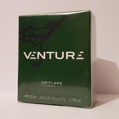 Apă de toaletă Venture pt barbati (Oriflame) foto