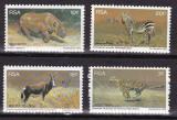 Africa de Sud  1976  fauna  MI 500-503  MNH   w49, Nestampilat