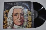 Disc vinil DOMENICO SCARLATTI - Sonatas (Ilinca Dumitrescu pian)(ST - ECE 02721)