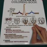 THE PHYSIOLOGY COLORING BOOK/ CARTE COLORAT BIOLOGIE/2014 - Carte Biologie