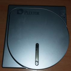 DVD RW Extern Plextor PX-608CU + Cablu USB - Unitate optica externa LG