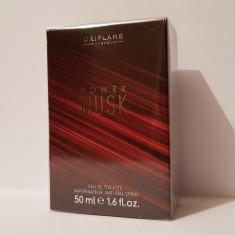 Apă de toaletă Power Musk pt barbati (Oriflame), Apa de toaleta, 50 ml