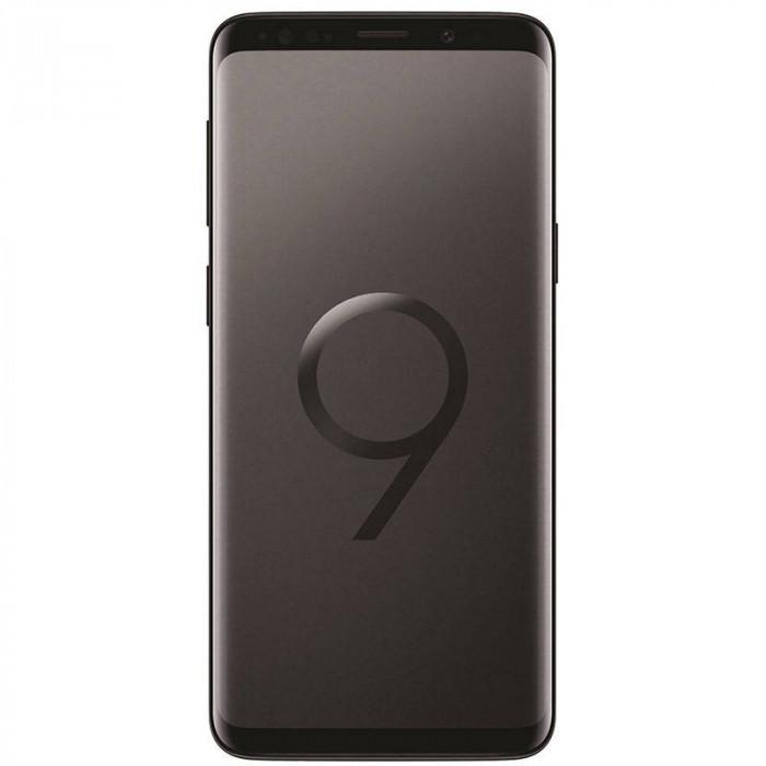 Smartphone Samsung Galaxy S9 64GB 4GB RAM Dual SIM 4G Black foto mare
