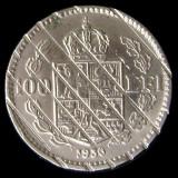 ROMANIA, 100 LEI 1936 DEMONETIZATA * cod 14.3.18, Nichel