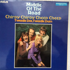 Middle of the road chirpy chirpy cheep cheep disc vinyl lp Muzica Pop rca records rock 1971, VINIL