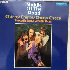 middle of the road chirpy chirpy cheep cheep disc vinyl lp muzica pop rock 1971