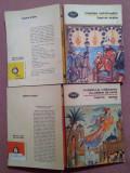 Basme Arabe. 2 Volume, BPT 1367; 1368.  Editura Minerva, Alta editura