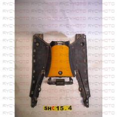 Carena plastic caroserie podea Aprilia Leonardo 125 150cc 1998 - 2004 - Carene moto