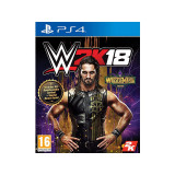 Joc consola Take 2 Interactive WWE 2K18 WRESTLEMANIA EDITION PS4, Take 2 Interactive