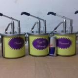 Dispensor sos, inox (3 litri)