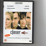 CLOSER - DVD - film, Romana