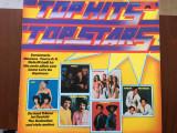 Top hits top stars club edition disc vinyl lp muzica pop dance disco compilatie, VINIL, Polydor