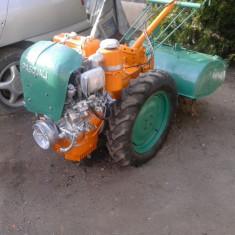 Motocultor Pasquali Diesel - Utilaj agricol