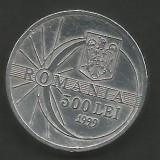 ROMANIA   500   LEI  1999  ECLIPSA   [3]    livrare in cartonas, Aluminiu