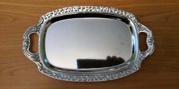 Tava Servit Metal (40259EAK) foto mare