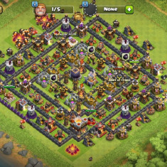 Clash of clans - Joc PC Supercell