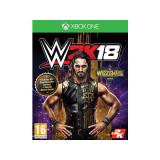 Joc consola Take 2 Interactive WWE 2K18 WRESTLEMANIA EDITION Xbox One, Take 2 Interactive