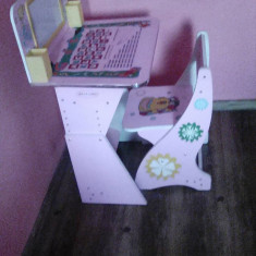 Birou de copii - Masuta/scaun copii