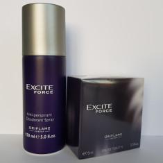 Apă de toaletă Excite Force (Oriflame) - Parfum barbati Oriflame, 75 ml