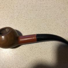 Pipa pentru fumat tutun, lemn de briar