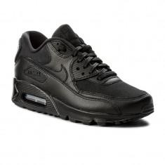 Adidasi Nike Air Max 90 Lea-Adidasi Originali 921304-001 - Adidasi barbati Nike, Marime: 41, Culoare: Din imagine, Piele naturala