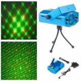 Proiector Laser YX-09 tip ploaie de stele, de interior