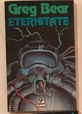 Eternitate, de Greg Bear foto