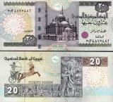 Egipt 2013 - 20 pounds UNC