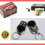 Modul Inchidere Centralizata Auto Universal cu 2 Telecomenzi Alarma Confort 010