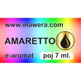 Aromas baza  Inawera Amaretto - 10 m l de la Wera Garden.