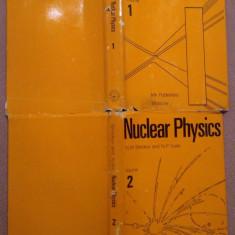 Fizica Nucleara (Nuclear Physics). 2 Volume - Yu. M. Shirokov, N. P. Yudin - Carte Fizica