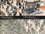 ILF SI PETROV - DOUASPREZECE SCAUNE / VITELUL DE AUR ( 2 VOLUME ), Alta editura