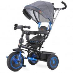Tricicleta Toyz Buzz Albastru - Tricicleta copii