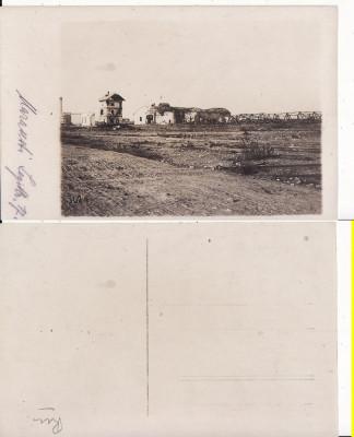 Marasesti ( Focsani, Vrancea)- militara WWI, WK1 foto