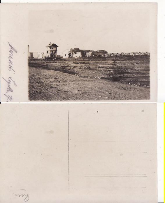 Marasesti ( Focsani, Vrancea)- militara WWI, WK1 foto mare